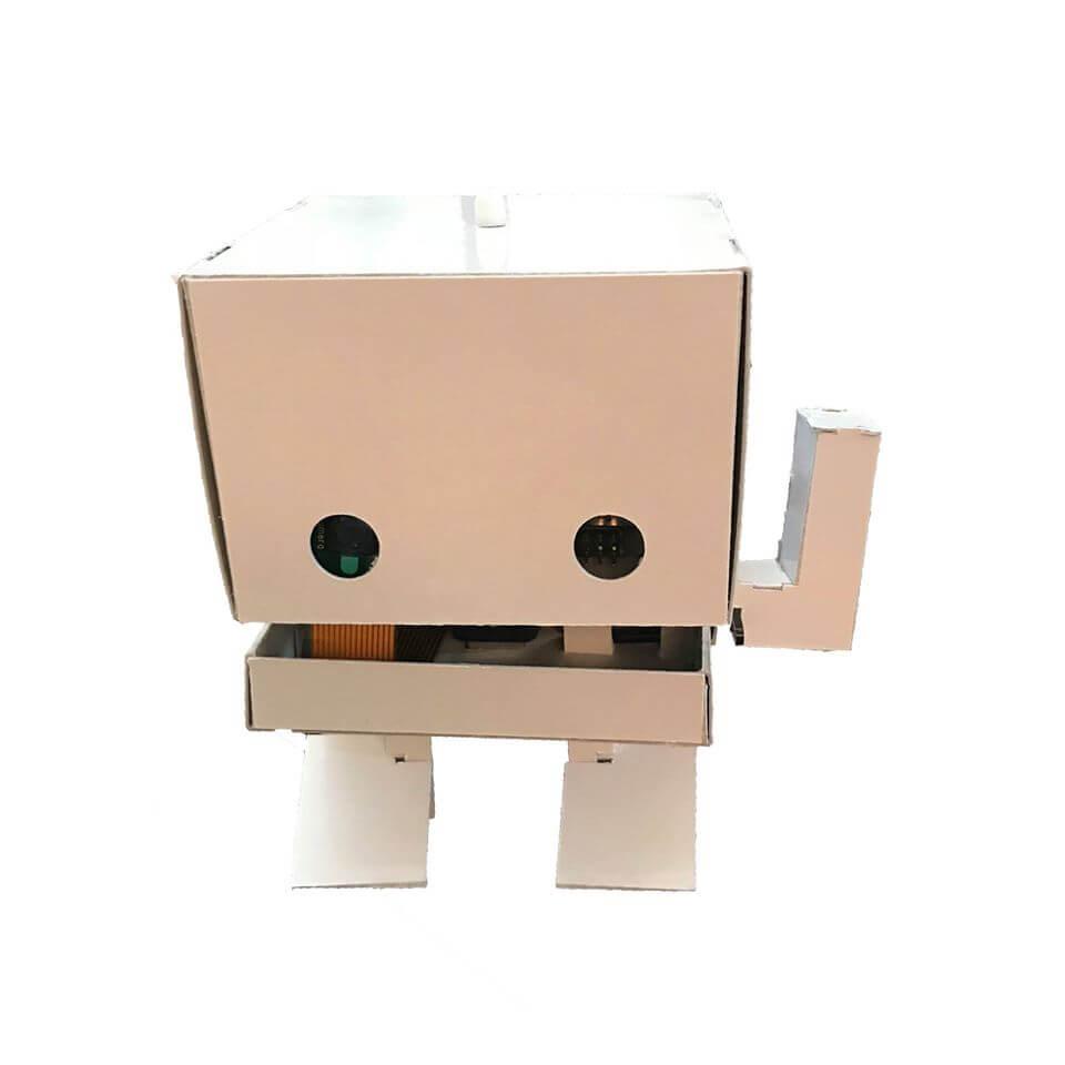 thumbnail of IBM presents 紙型AIロボット TJBot zeroワークショップ!